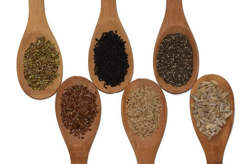 Tryptophan Foods - Seeds