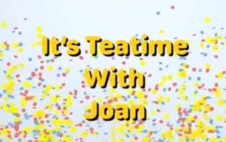 Teatime with Joan