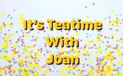 Teatime with Joan