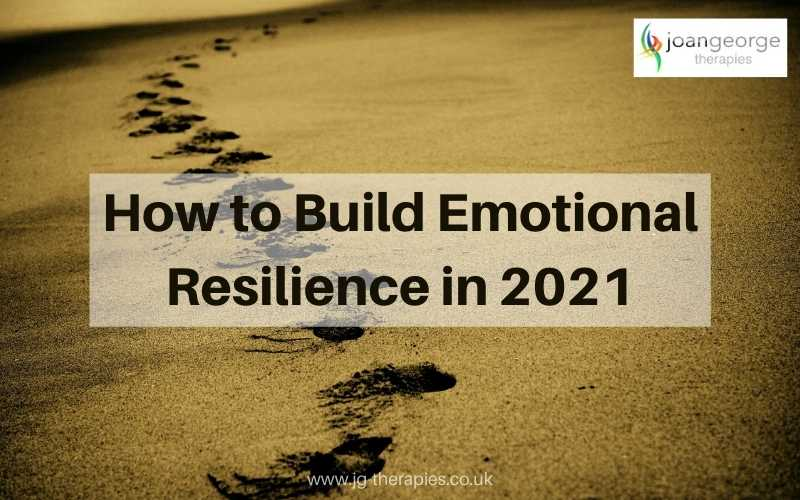 build emotional resilience